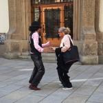 Papito a výzva k tanci