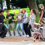 Street dance v ulicích!