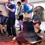 Tabasker & tanečnice Lucka