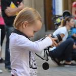 Nadějná fotografka