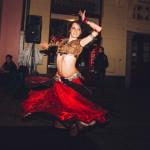 Tanečnice Lucie